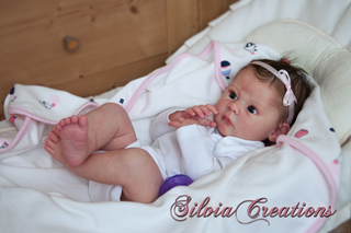 Reborn Claire by Silvia Creations