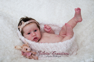 Reborn Saskia by Silvia Creations